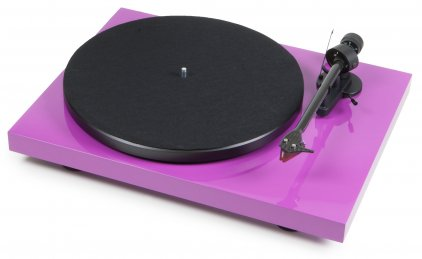 Pro-Ject DEBUT CARBON PHONO USB (DC) (OM10) purple