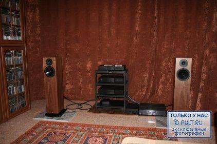 Напольная акустика Kudos Cardea C2 black