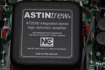 Astin Trew AT 2000 plus silver