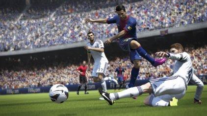 Игра для PSP FIFA 14 (английская версия)