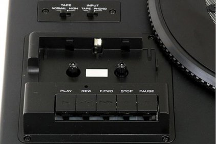 Teac LP-R500 black