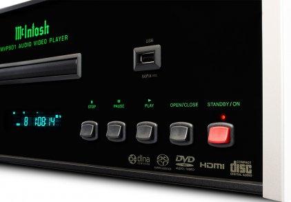 Blu-Ray проигрыватель McIntosh MVP901