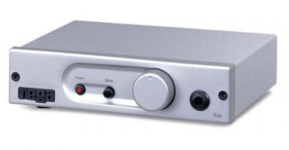 Rega EAR Headphone Amplifier silver