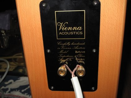 Vienna Acoustics Bach Grand Symphony Edition Cherry
