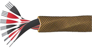 Wire World Platinum Eclipse 7 Speaker Cable 2.5m