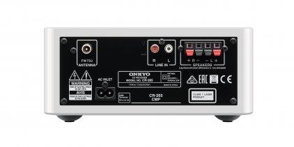 Музыкальный центр Onkyo CS-265 black
