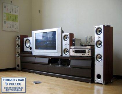 Центральный канал Polk Audio Monitor CS2 cherry