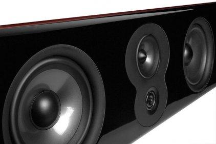Polk Audio LSi M706c midnight
