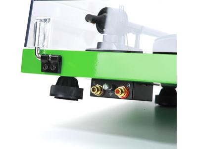 Pro-Ject Debut Carbon Esprit (DC) green (Ortofon 2M-RED)