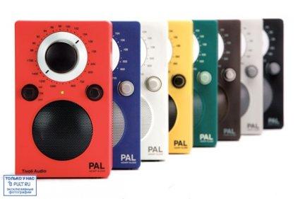 Радиоприемник Tivoli Audio Portable Audio Laboratory black chrome (PALBLKCRM)