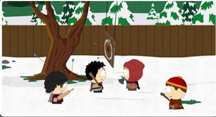 Microsoft Игра для Xbox360 South Park Палка Истины