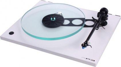 Проигрыватель винила Rega RP3 (ELYS-2) white (В комплекте: тонарм RB-303, звукосниматель ELYS-2)