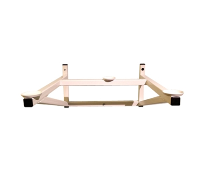 Rega Turntable Wall Bracket white