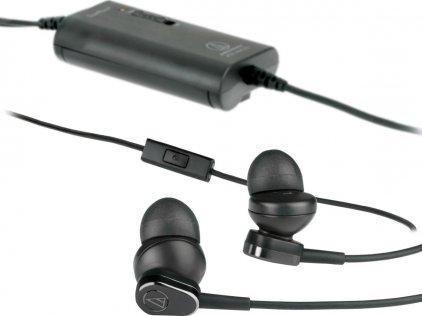 Наушники Audio Technica ATH-ANC33iS