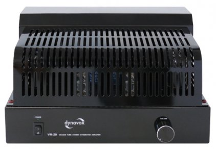 Dynavox VR-20 black