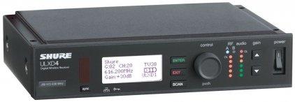 Shure ULXD24E/BETA87A K51 606 - 670 MHz