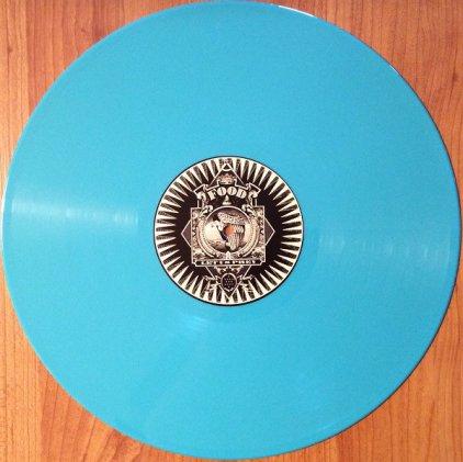 Виниловая пластинка Blur LEISURE (25TH ANNIVERSARY) (180 Gram Blue vinyl)