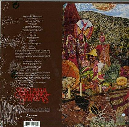 Santana ABRAXAS (180 Gram)