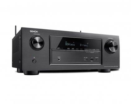 Denon AVR-X3200W Black