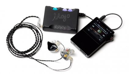 Усилитель для наушников Chord Electronics Mojo black
