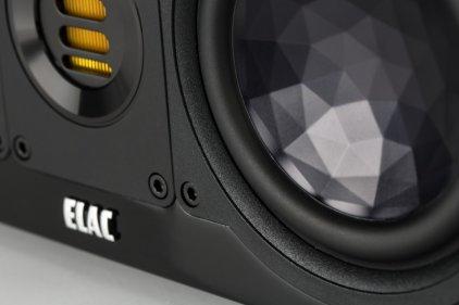 ELAC CC 241.3 high gloss black