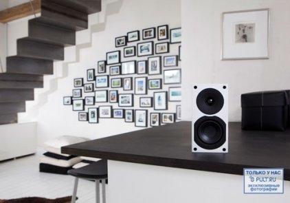 Полочная акустика System Audio SA Saxo 1 High Gloss White