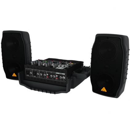 Звукоусилительный комплект Behringer PPA200