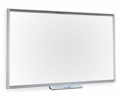 Интерактивная доска Smart Board SBM685 с активным лотком