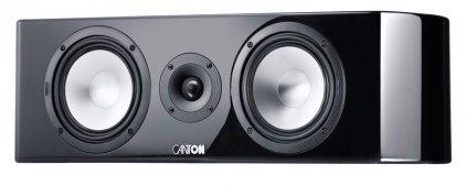 Canton Vento 856.2 CM black high gloss