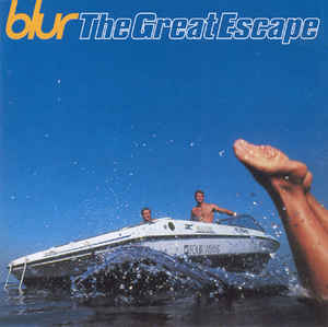Blur THE GREAT ESCAPE (180 Gram)