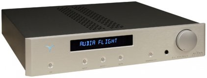 Audia Flight Three USB DAC silver