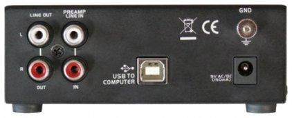 Фонокорректор Dynavox UPR-2.0 black