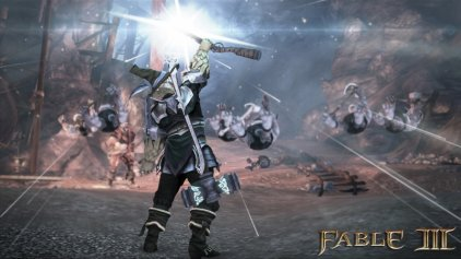 Microsoft Игра для Xbox360 Fable III (RUS)