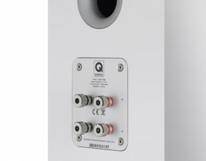 Q-Acoustics Concept 40 gloss white