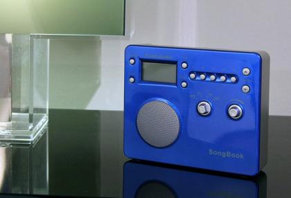 Tivoli Audio Songbook blue (SBBLU)