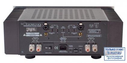 Усилитель звука Bryston 3B-SST-2 17 silver