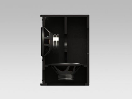 Сабвуфер MK Sound X12 black