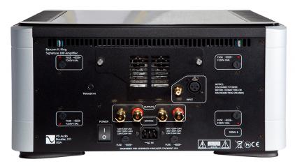 PS Audio BHK Signature 300 Mono silver