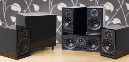 Центральный канал Acoustic Energy 3-Series 307 gloss white