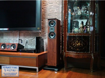 Polk Audio TSi CS10 black