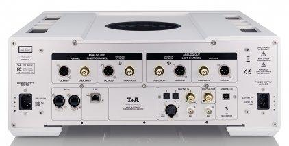 CD/SACD проигрыватель T+A PDP 3000 HV (silver)