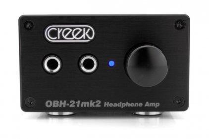 Усилитель для наушников Creek OBH-21 MK II silver