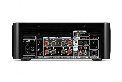 CD ресивер Marantz M-CR611 black