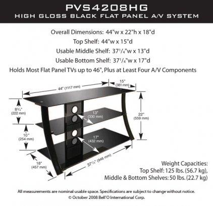 Bello PVS-4208HG