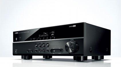 Yamaha RX-V381 black