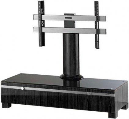 Подставка под ТВ и HI-FI Ultimate BB/B black
