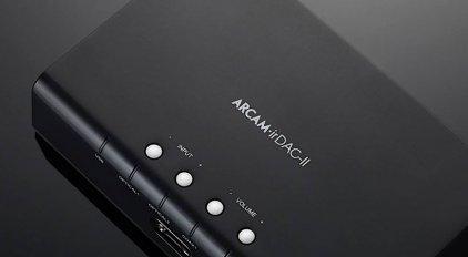 Arcam irDAC II black