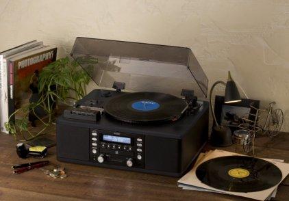 Teac LP-R550USB rosewood