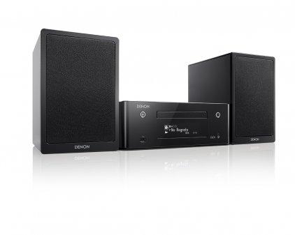 Музыкальный центр Denon CEOL N9 black (RCD-N9+SC-N9)