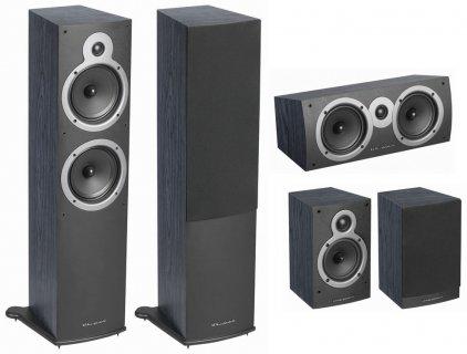Комплект акустики Wharfedale Crystal CR-30.41C blackwood